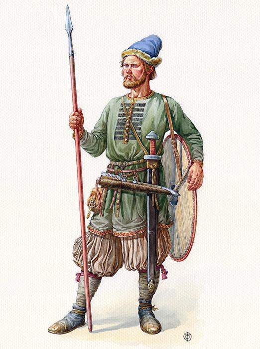 ебли в среднём веке