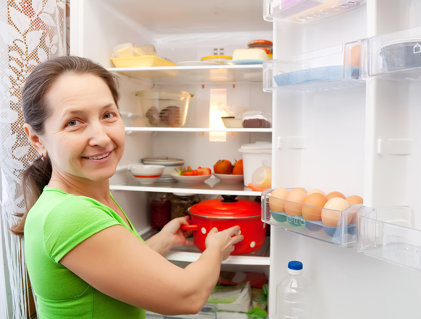 посмотреть что в холодильнике картинки
