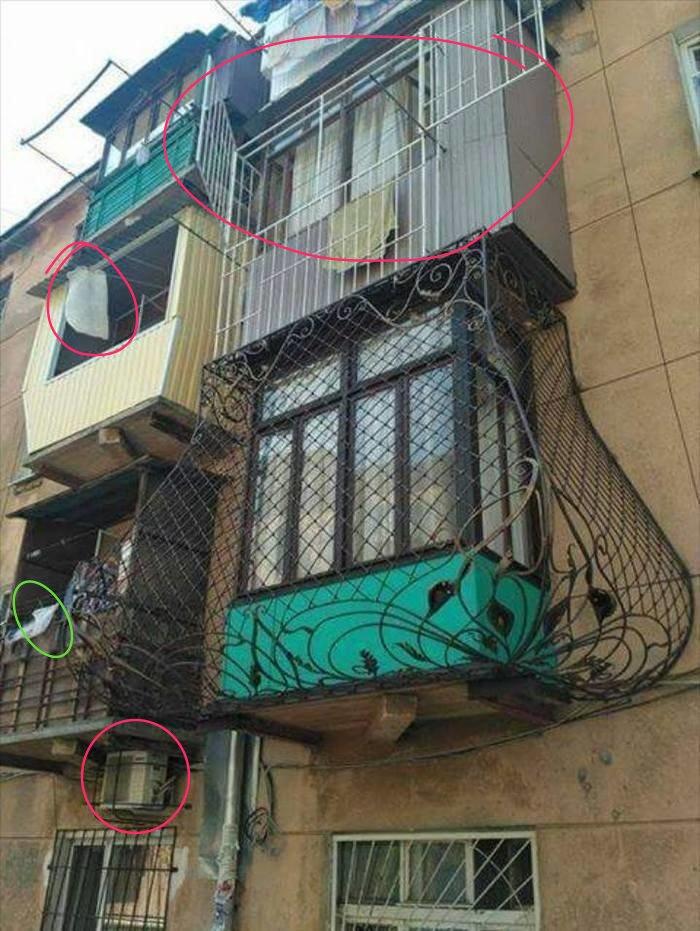 случаем картинки про балконы прикольные ради, нужно сказать