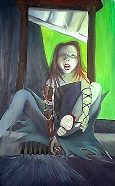 Картинки убийца шизофреник
