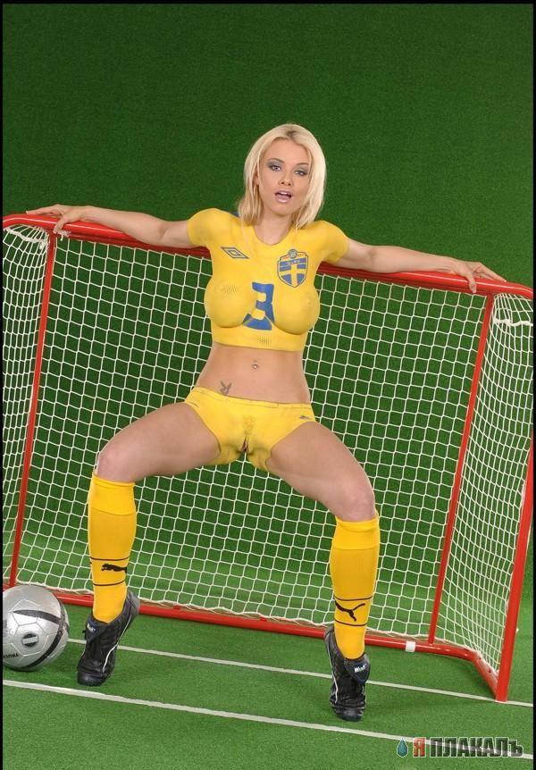 женский футбольный бодиарт смотреть видео