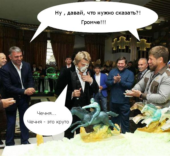 """Мінфін США вніс Кадирова в """"санкційний список Магнітського"""" - Цензор.НЕТ 2759"""