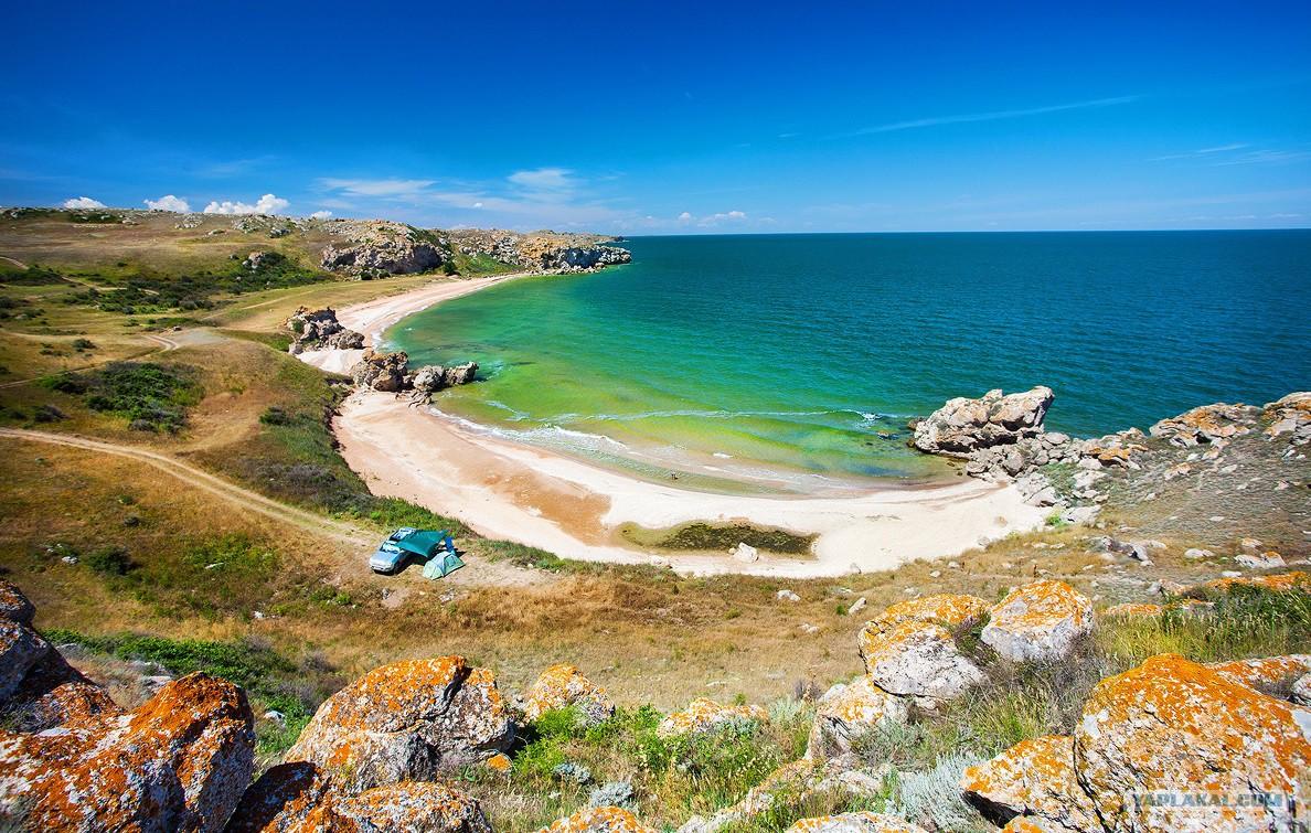картинки моря и пляжа крым ним можно