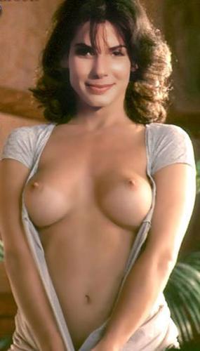 фото актрисы сандры буллок голая