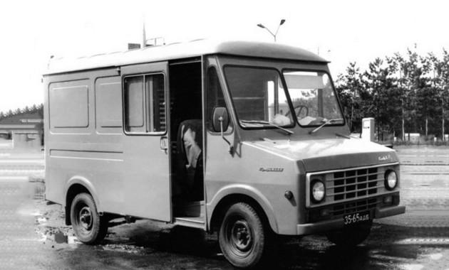 Армянские инновации: как на ЕрАЗе изобрели фургон, опередивший своё время