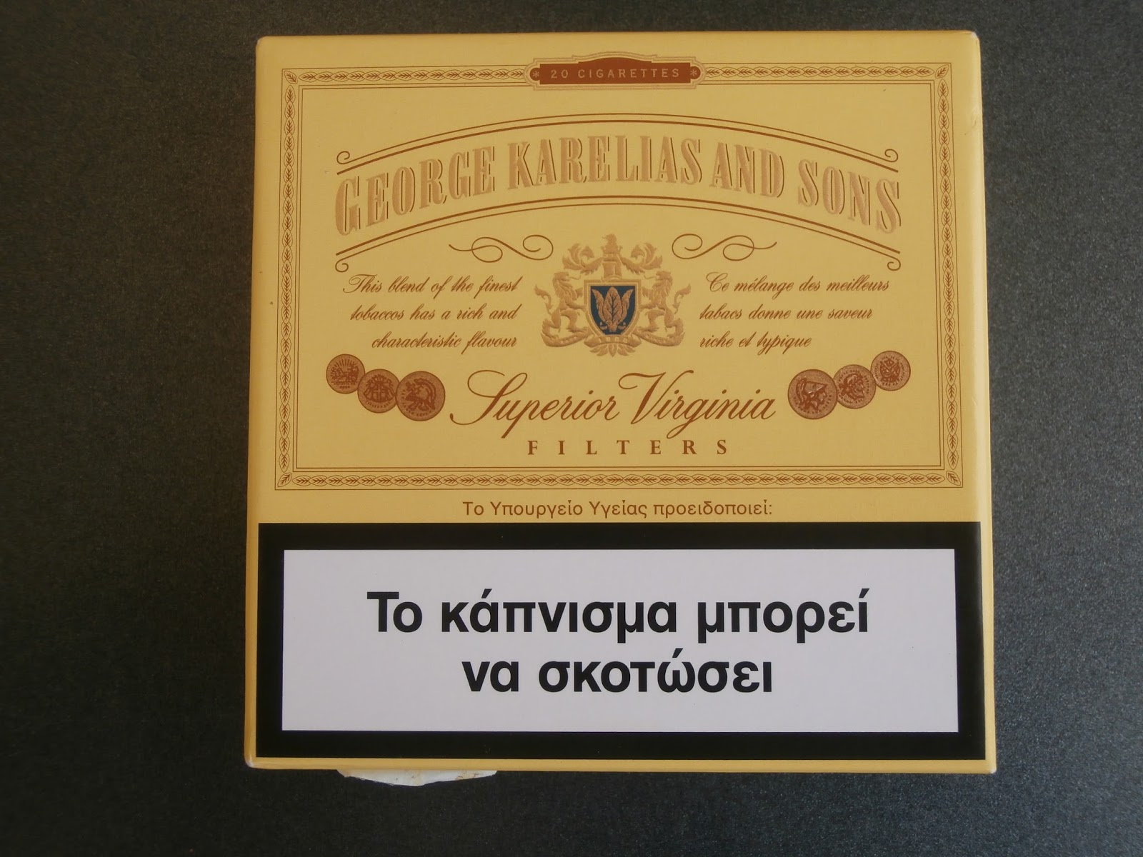 сигареты chevignon купить