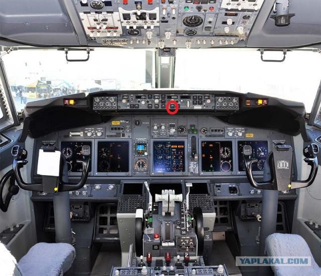 На случай, если нужно будет сажать Boeing 737-800/900 самому. Не благодарите!