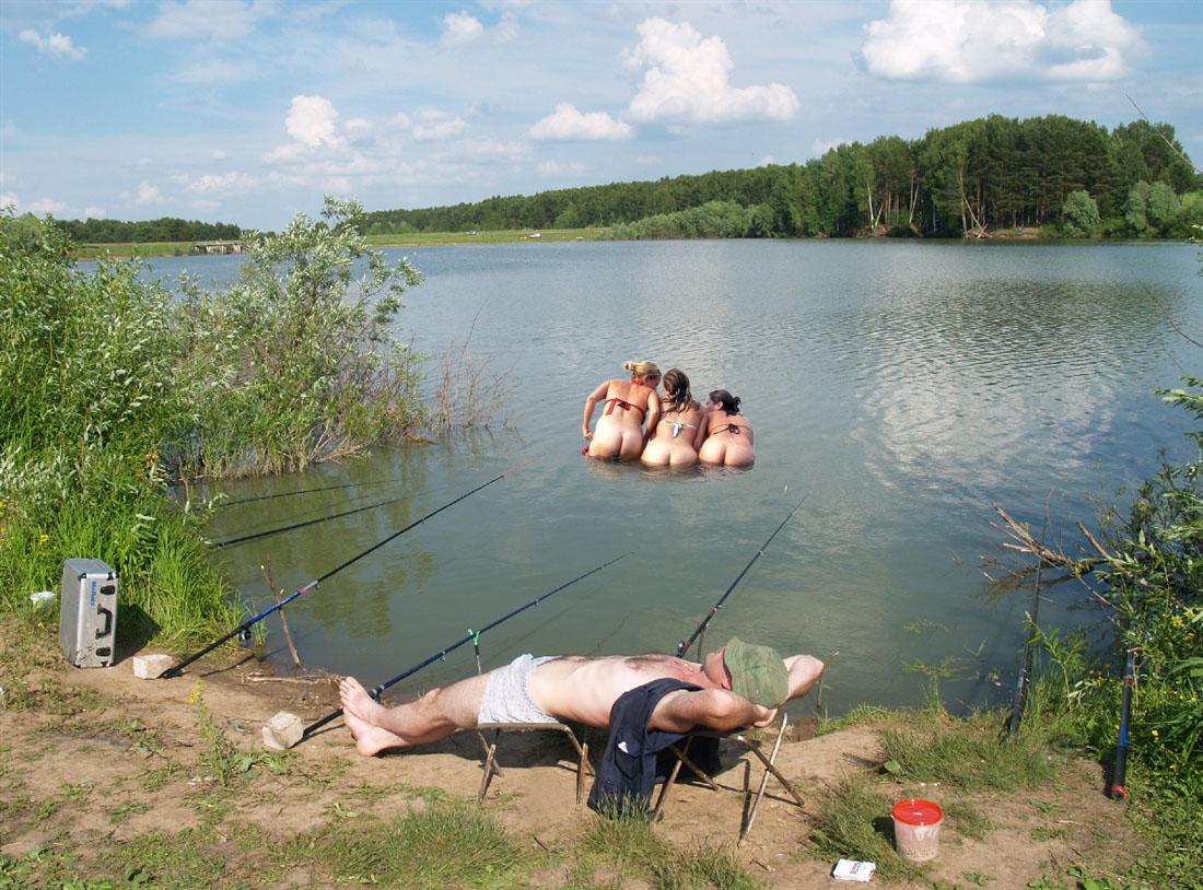 картинки прикольные рыбака