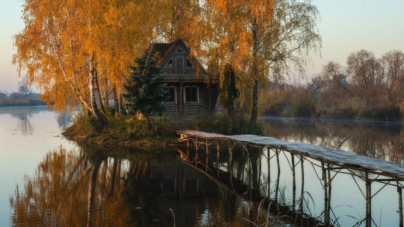 Осень в деревне - ЯПлакалъ