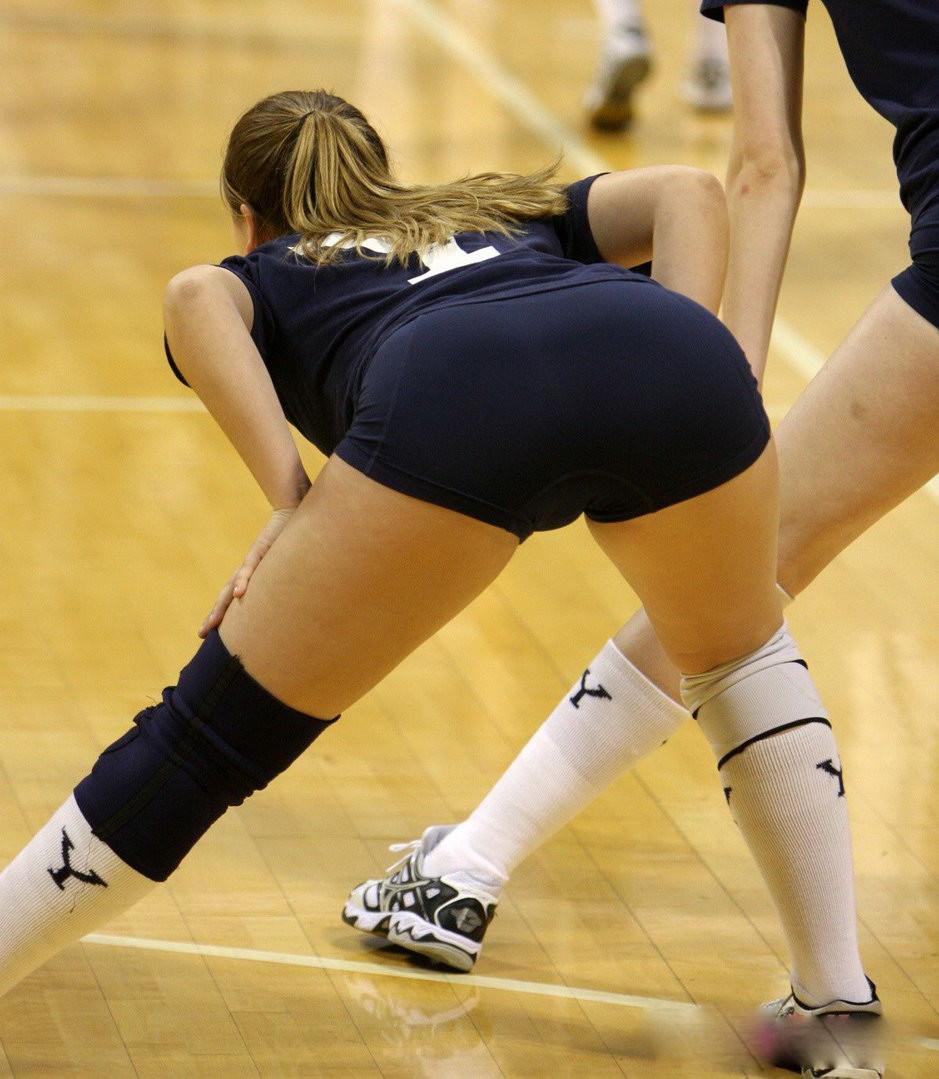 Секси волейбол