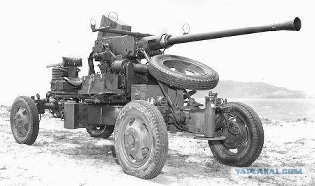 Зенитки против танков. Часть 1-я
