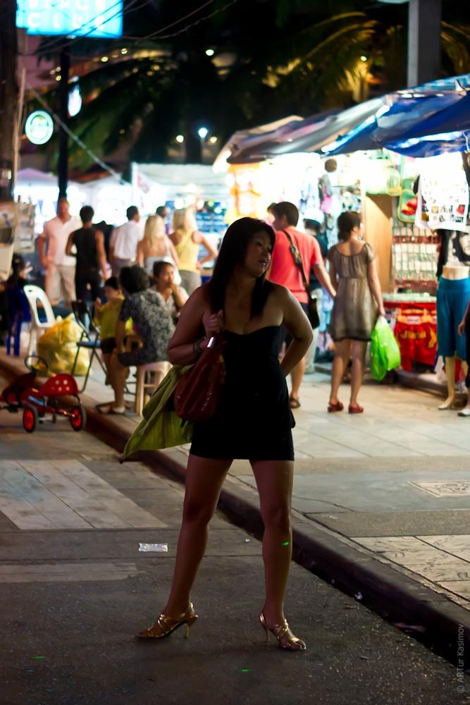 Круто ли в тайландке быть трансексуалом
