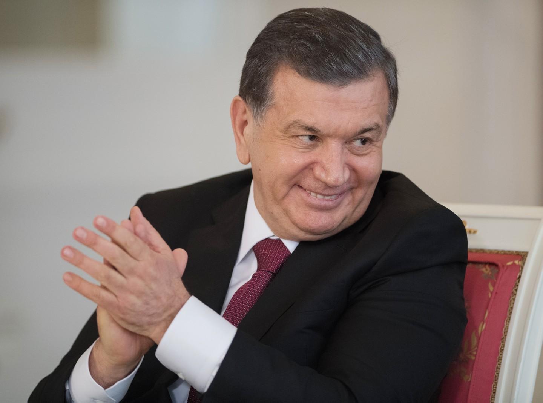 Президент узбекистана, днем рождения