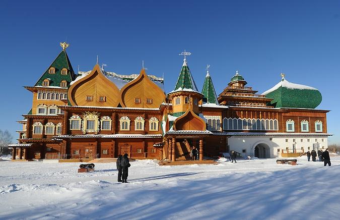 фото царские палаты