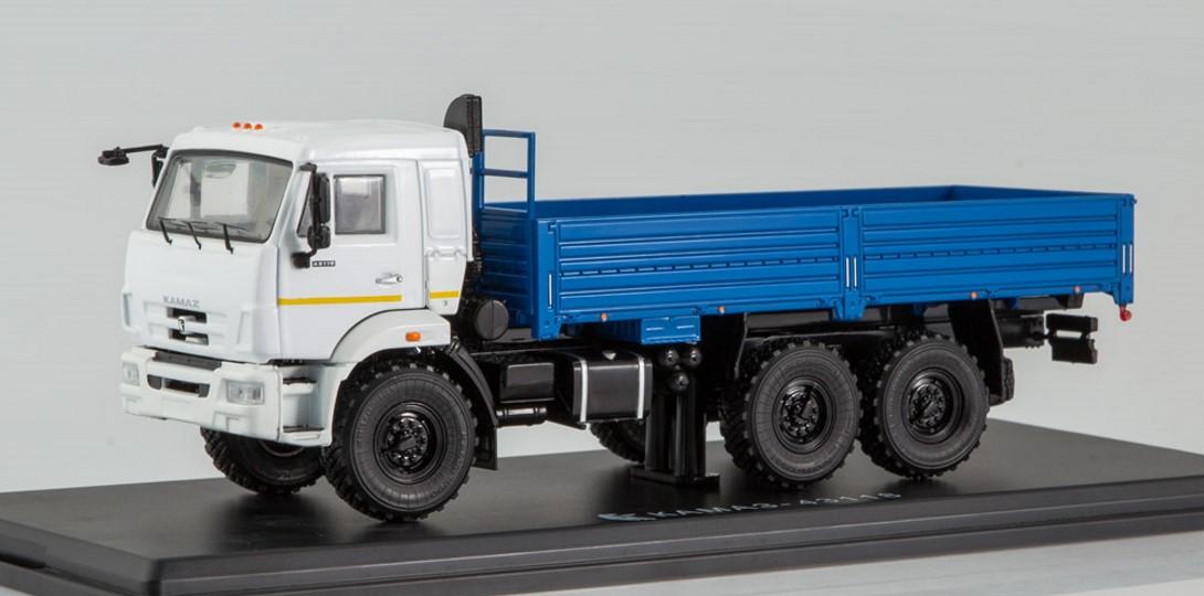 Модель грузового автомобиля