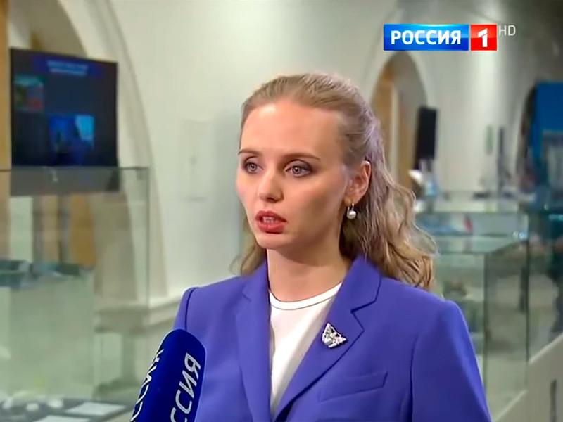 Дочь Путина встретилась с генетиками по поводу редактирования ДНК