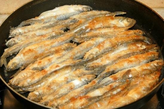 Мурманск и рыба