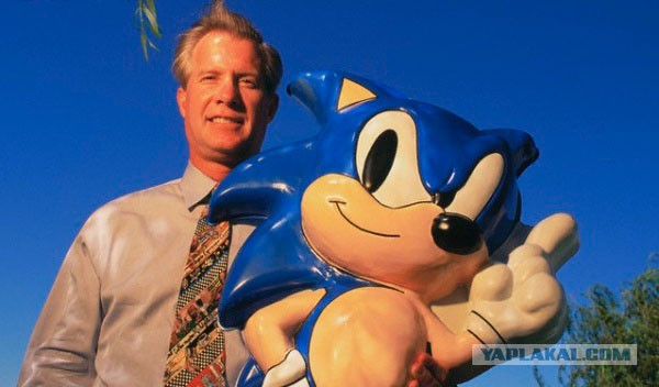 История возникновения приставки Sega