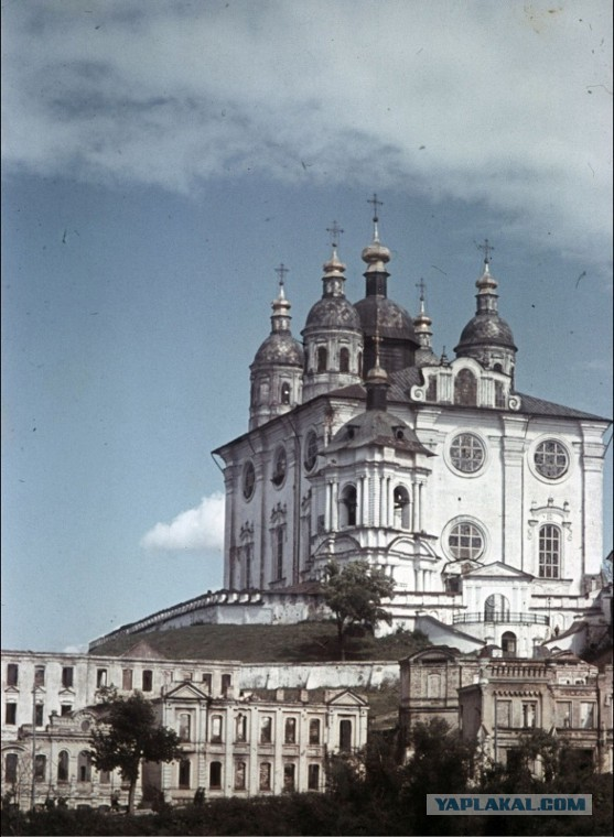 1941-1942. Смоленск в цвете