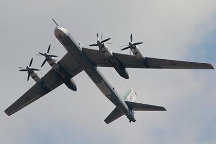 Стратегические ракетоносцы Ту-95МС нанесли удар по террористам в Сирии