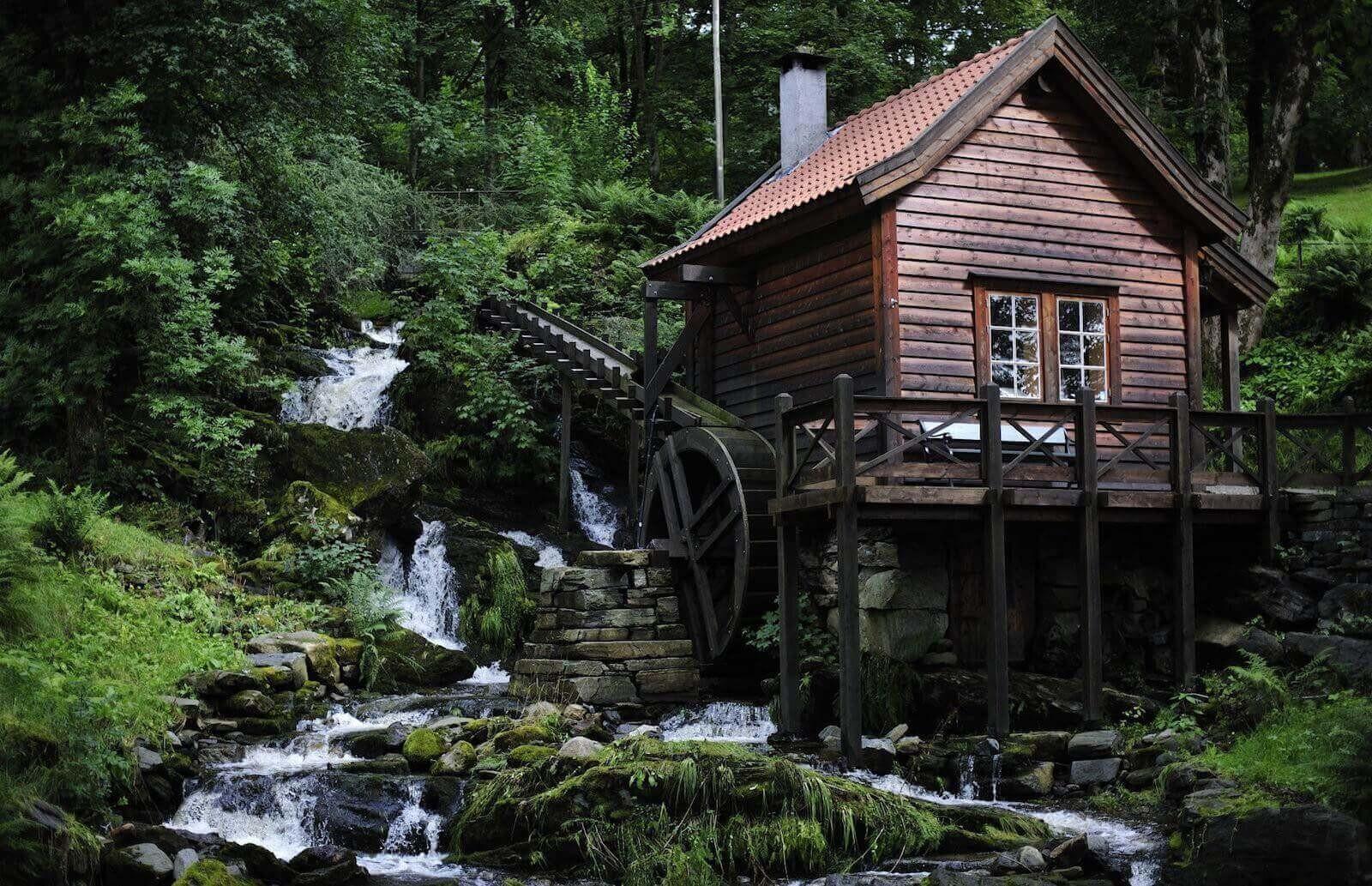 Дома, в которых хотелось бы жить - ЯПлакалъ