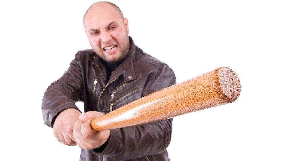 фото мужик прикольный с дубиной пером
