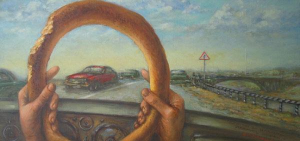 время крепче за баранку держись шофер фото собрала волосы