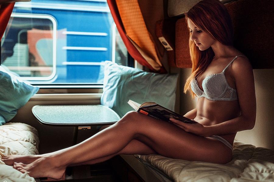 Девочку трахнули в поезде фото 505-104