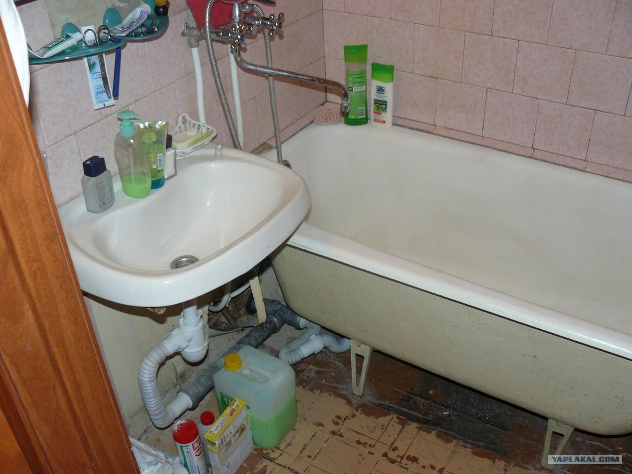Ремонт в доме своими руками ванная фото 540