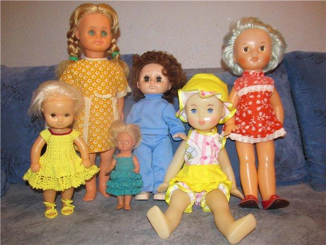 куклы 80 90 годов фото