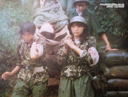 Вьетнамо-китайские война 1979