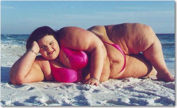 жирные бабы в купальниках