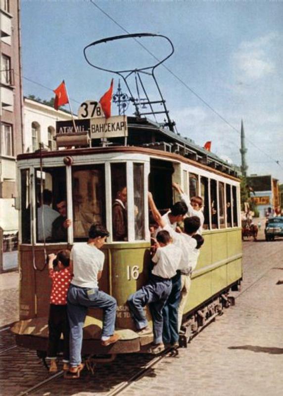 1956 год в цвете: каким был мир 60 лет назад