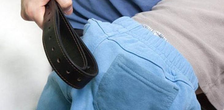 Муж регулярно видео жопа и ремень двумя руками