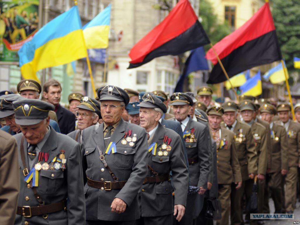 Бандеровцы хуй вам а не луганск