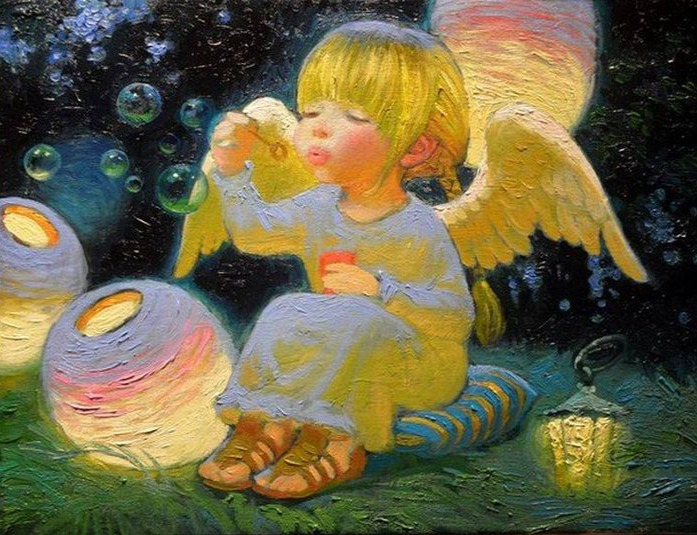 Голос ангела