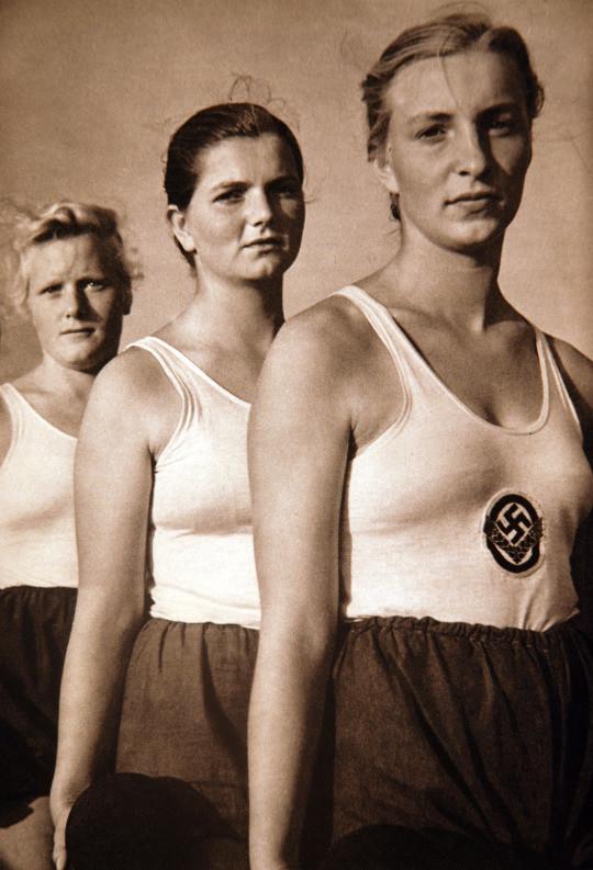 фото немецких девушек