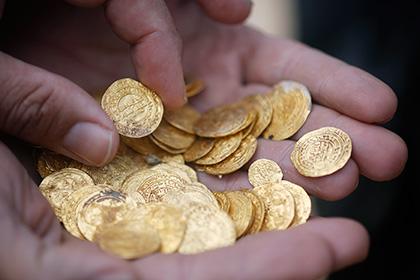 Француз нашел в своем доме 100 кг золота