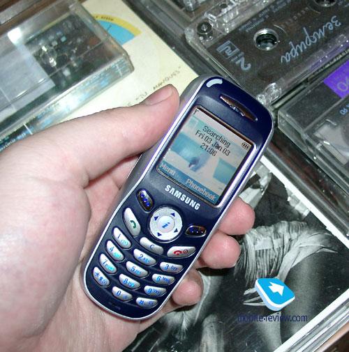 Мой первый телефон