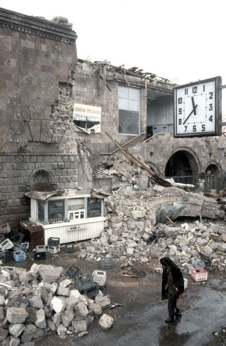 Спитакское землетрясение. - ЯПлакалъ: http://www.yaplakal.com/forum2/topic695576.html