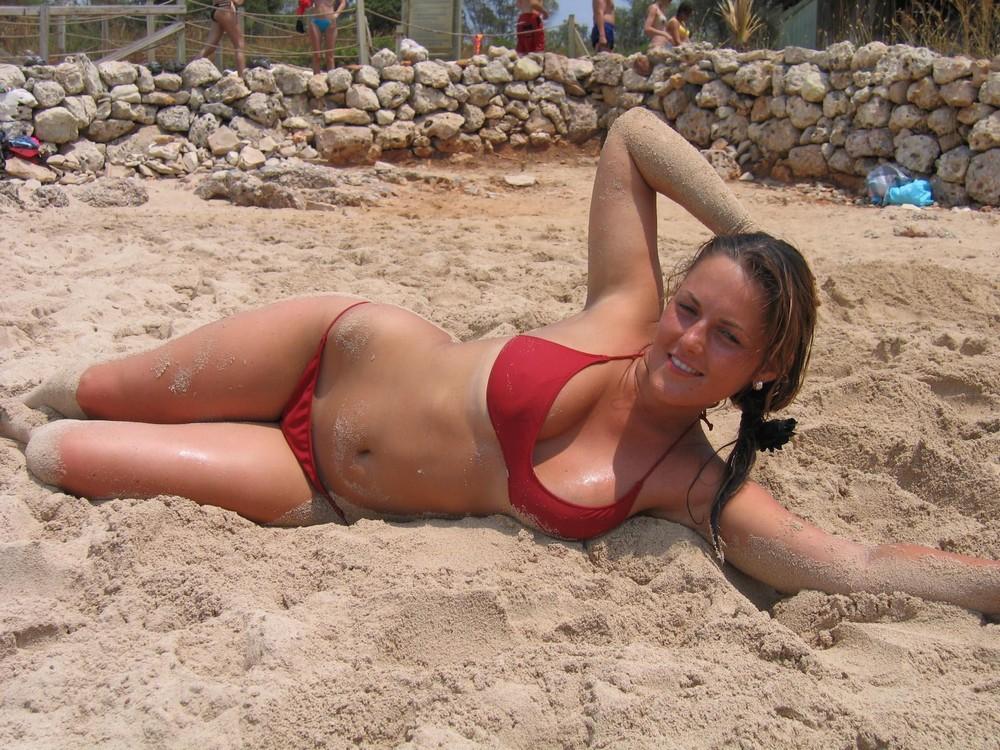 домашнее фото пляж