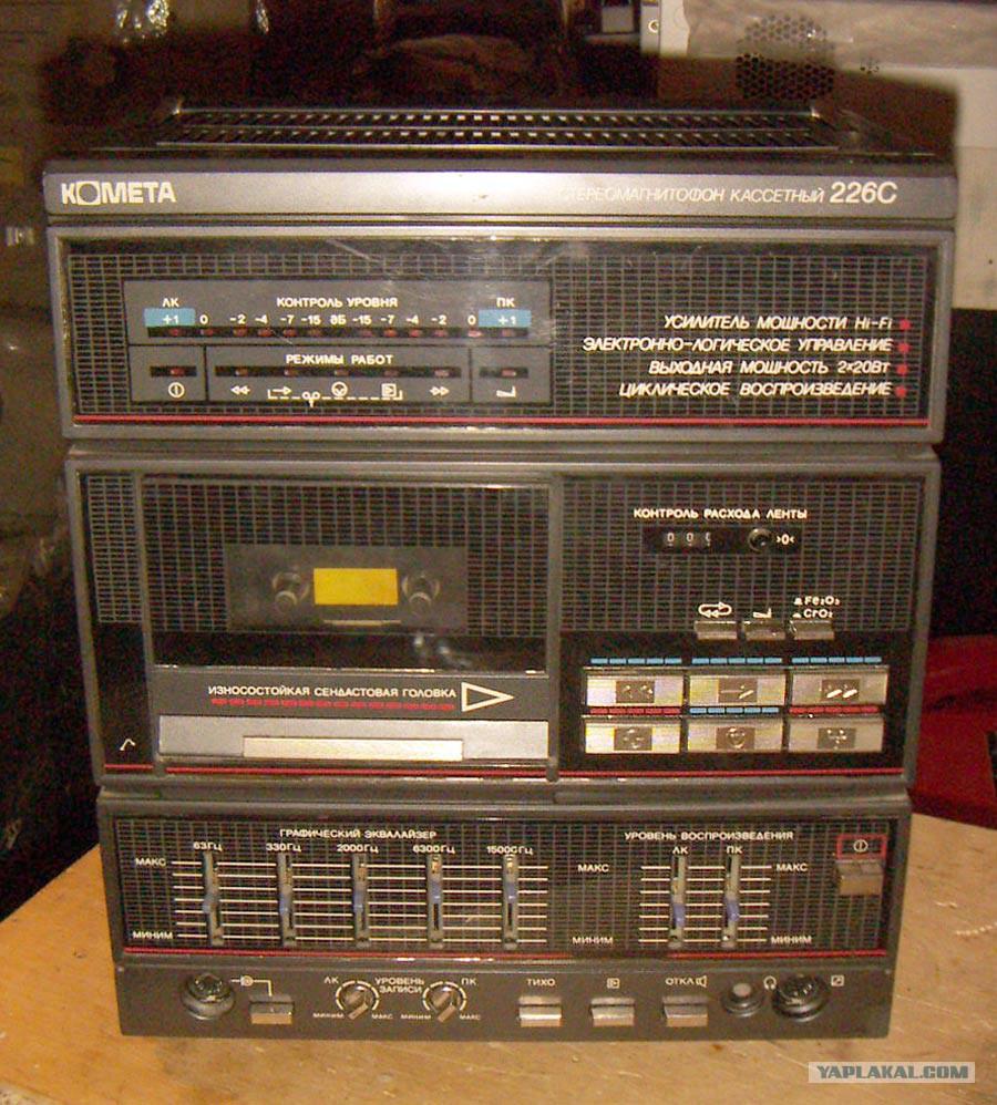 инструкция для кассетного рекордера маяк м