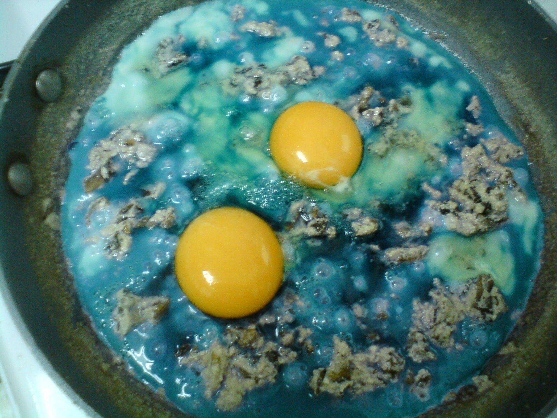 Фото мужика с синими яйцами муж