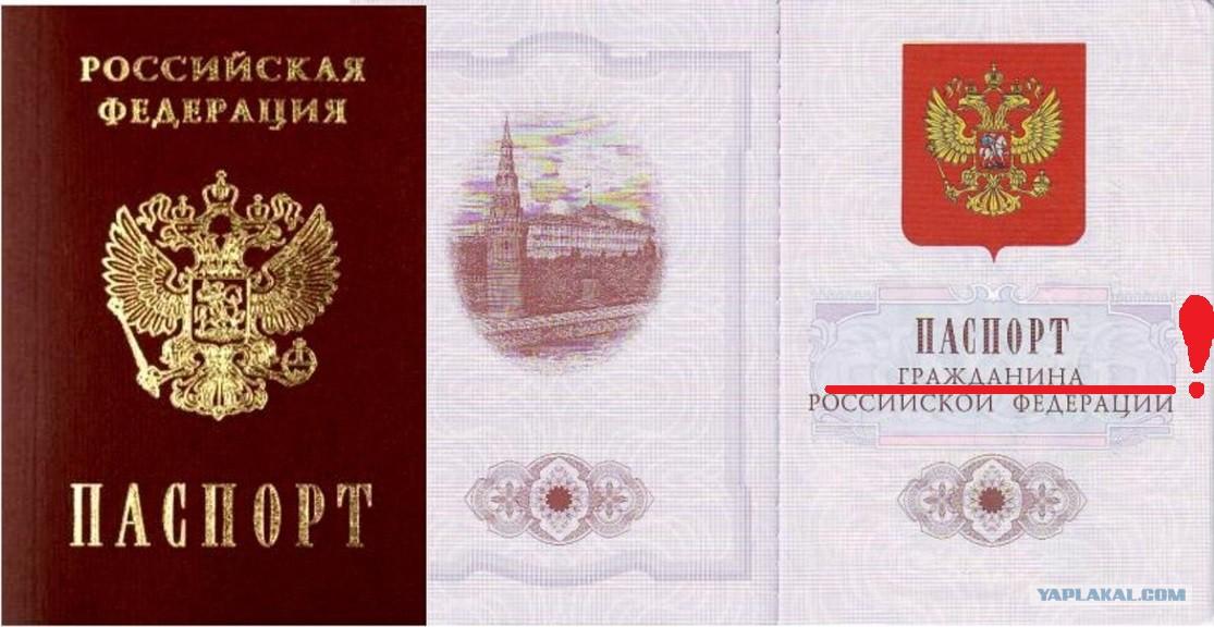 Поздравления новым, картинки паспорта рф в развернутом виде