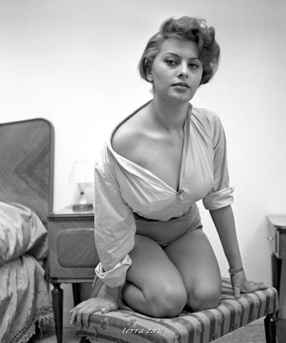Ретро голых актрис фото — photo 7