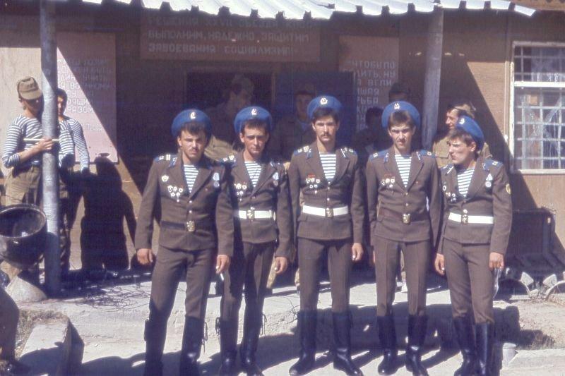 фото советских дембелей десантников люди которых