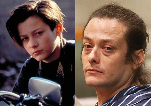 «Терминатор 2»... актёры фильма 25 лет спустя