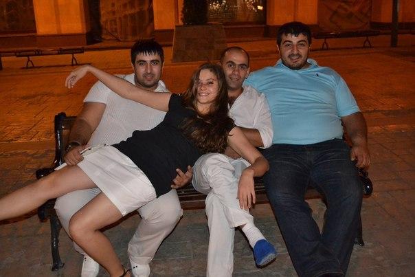 фото русских девушек с кавказцами фото