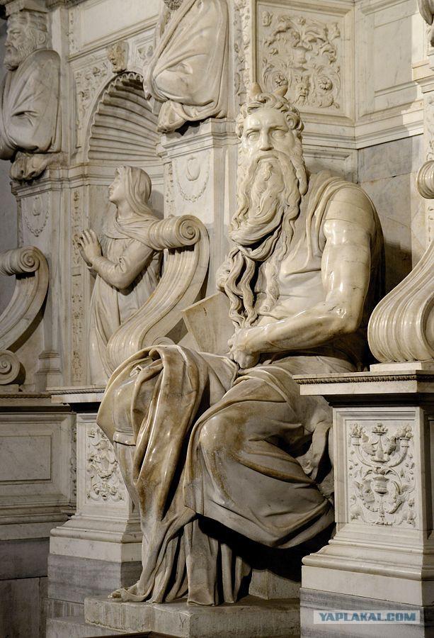 Самые известные работы Микеланджело