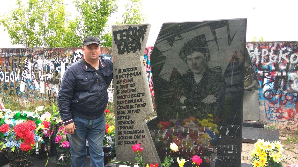 памятник юрию клинских в воронеже фото новый слой начинаем
